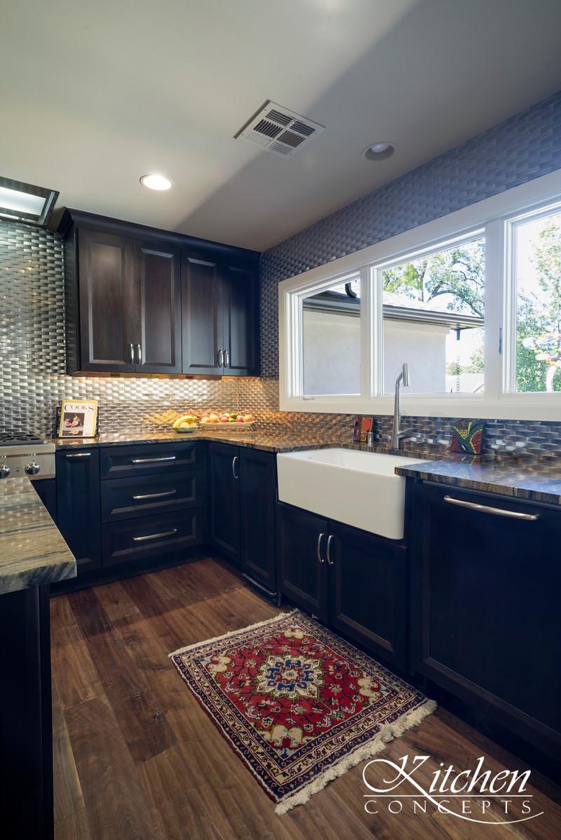 Modified Mid Century Modern Kitchen Kitchen Concepts