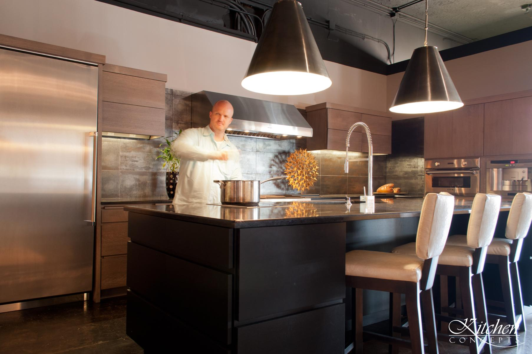 The Kitchen Concepts Man'Chen (The Man's Kitchen)